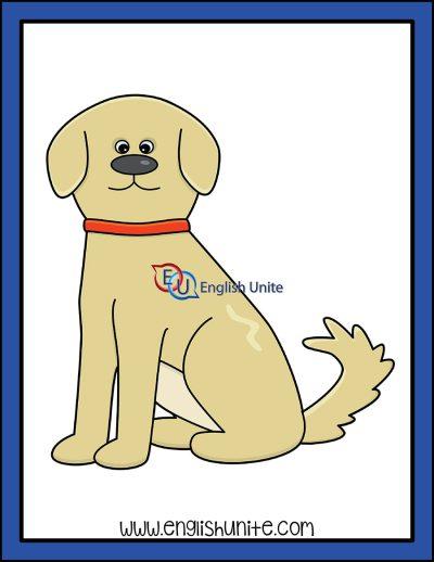 clip art - dog